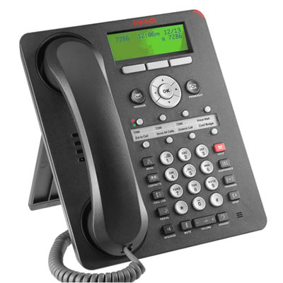 Avaya 1408 phone for business telephone systems
