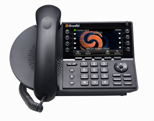 shoretel voip 485 phone