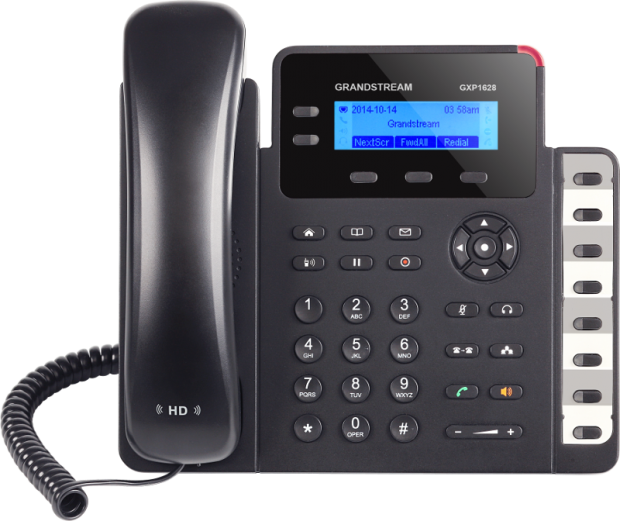 Grandstream announces new SIP phone for their VoIP Phone System