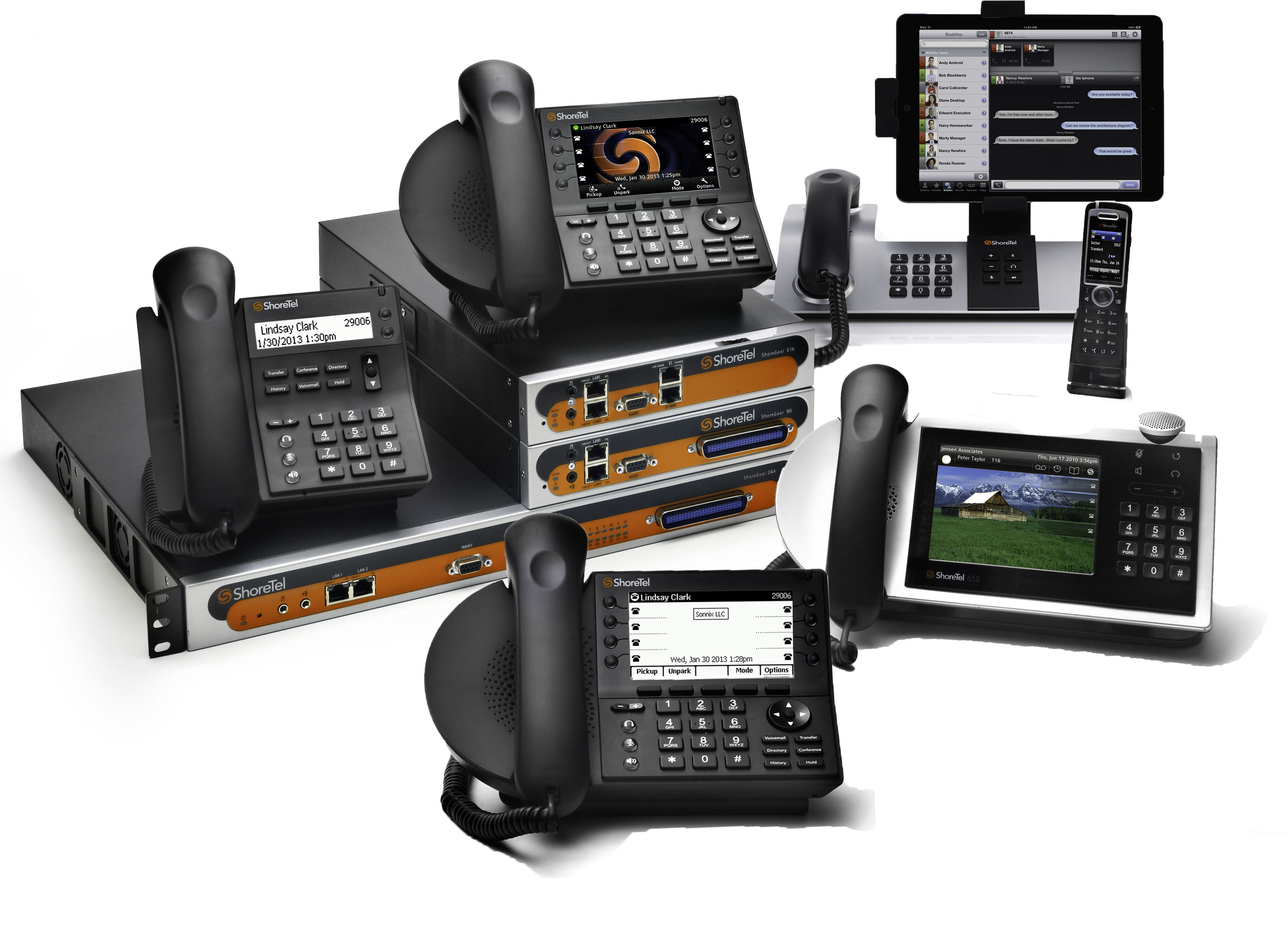 ShoreTel VoIP Phone System