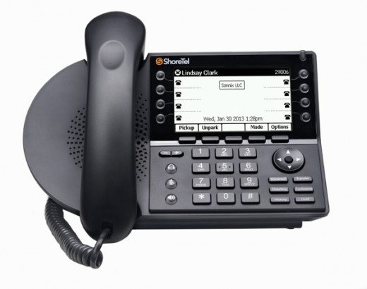 ShoreTel 480, voip, phone system