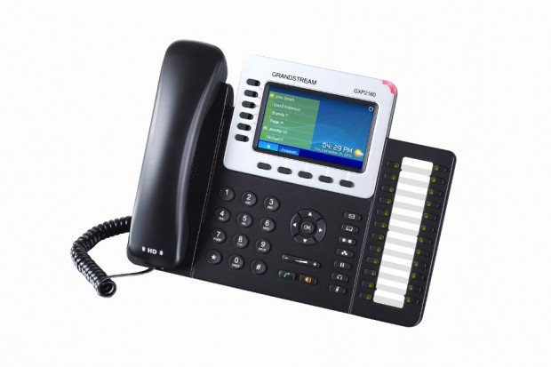 Grandstream GXP 2160 VoIP Phone