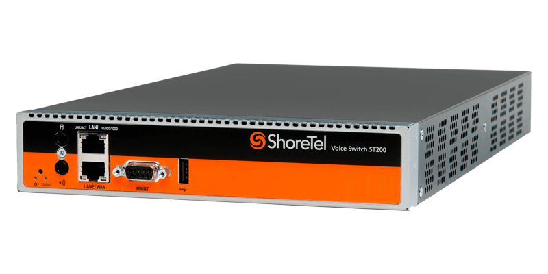 ShoreTel ST200 VOIP Appliance